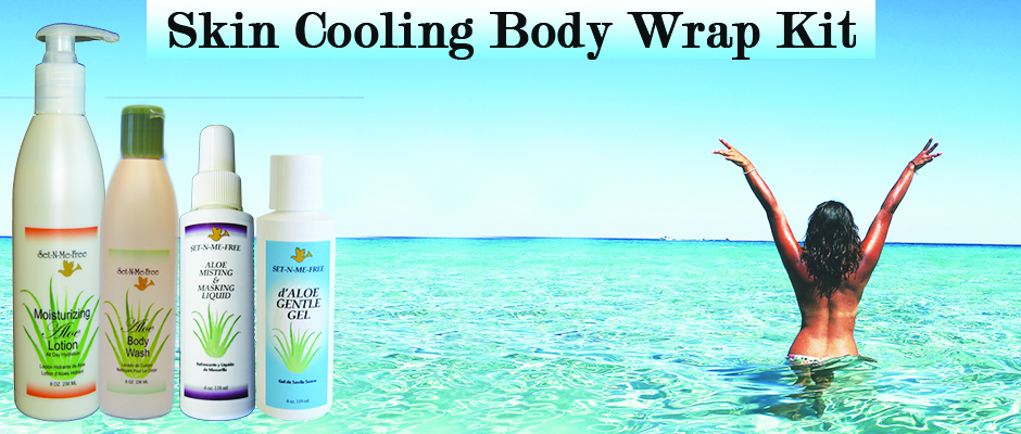 CoolingBodyWrapKit